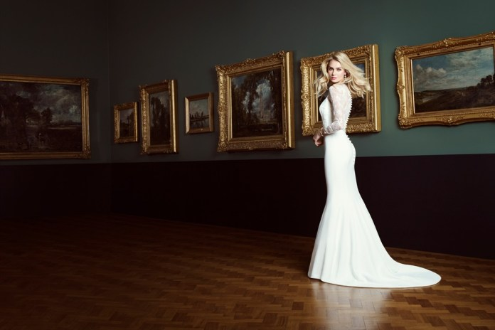 Caroline Castigliano sample sale offers bridal treasures for less