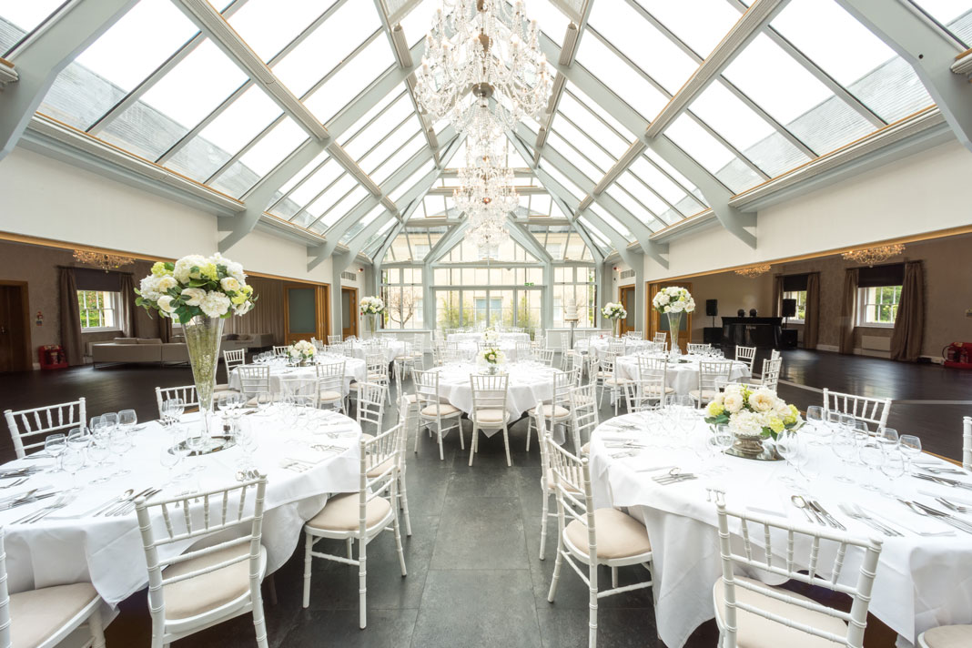 Venue Spotlight: Celebrate in grand country-house style at Botleys Mansion