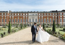 Visit Hampton Court Palace Wedding Showcase to plan your dream celebration