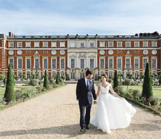 Visit Hampton Court Palace Wedding Showcase to plan your dream celebration