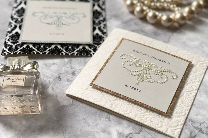 Wedding planning notes