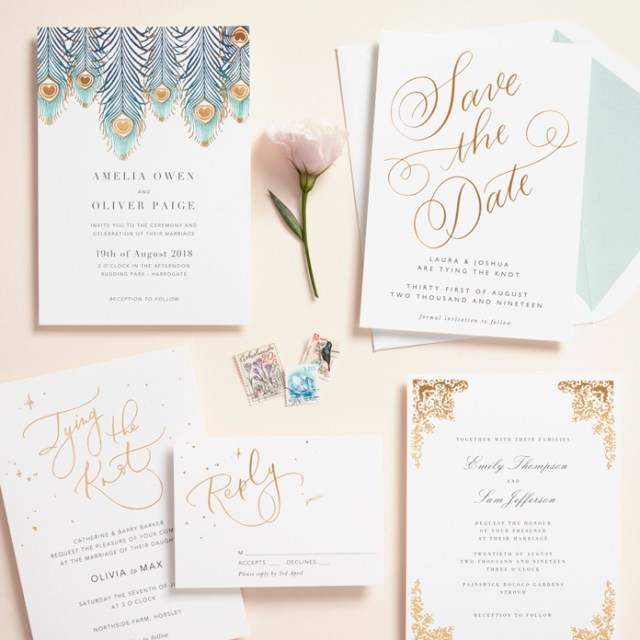 Wedding stationery: Perfect invites