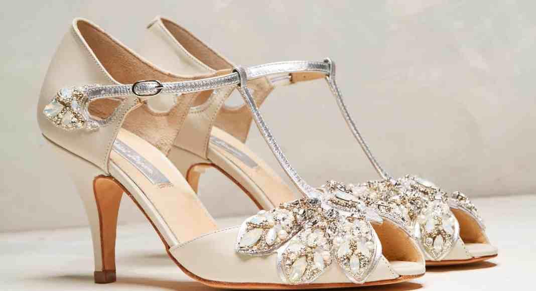 Fashion moment: Rachel Simpson Mimosa heels
