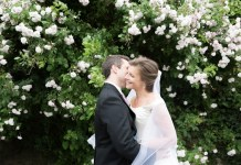 Real wedding: Cornish classic