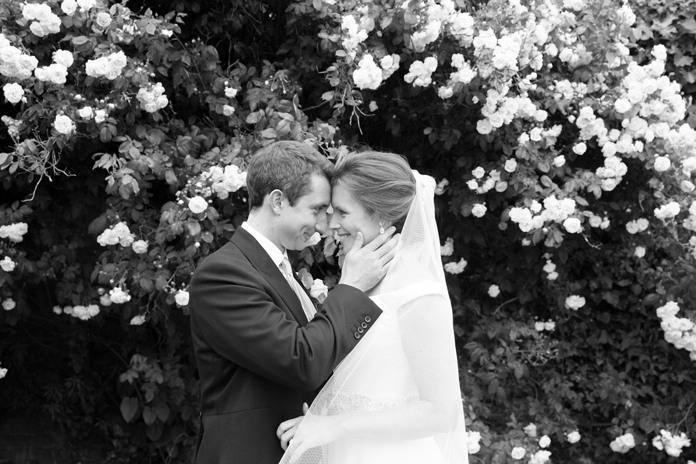 Real wedding: Cornish classic