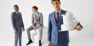 Well groomed – how to add colour on your wedding day