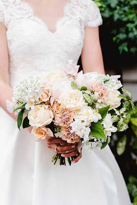 Full bloom: Four perfect wedding bouquets ideas from Blooming Haus