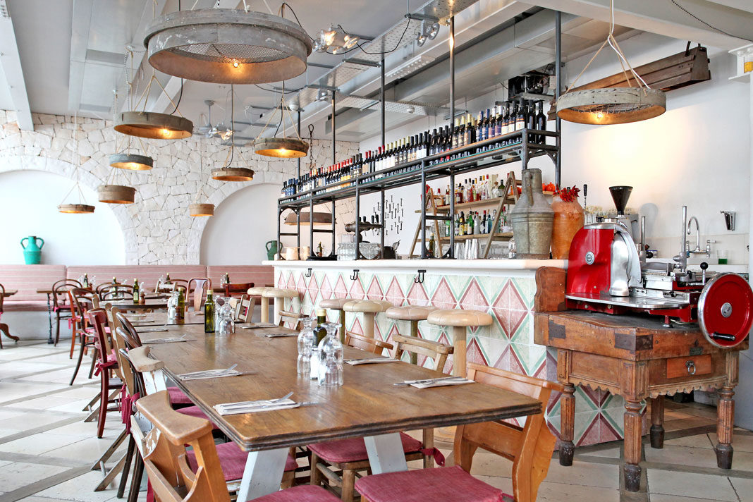 8 New Places To Eat Italian Food In London