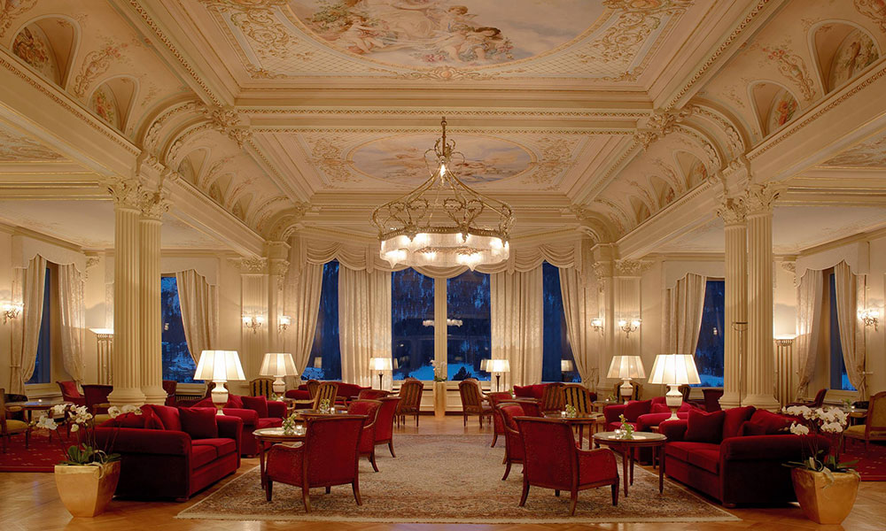 Digital Detox at the Grand Hotel Kronenhof, Switzerland