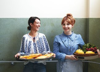 Supper Club Superstars Jackson and Levine Launch their First Cookbook