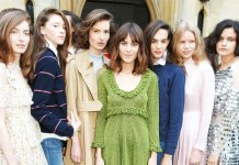 Alexa Chung's Eponymous Fashion Line is Launched