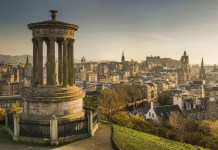The Best Michelin Starred Restaurants in Edinburgh
