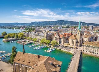 Paris and Zurich - A Tale of Two Cities