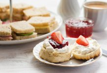 7 of the Best Places for Afternoon Tea in London