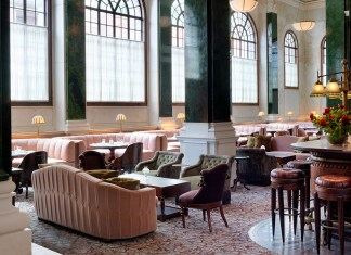 The Ned: the City of London's Hottest New Member's Club