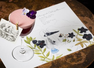 Augmented Reality and Fishy Drinks: London's Weirdest New Cocktails & Where to Drink Them