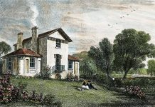 Time Turner: Take a Peak Inside J.M.W Turner's Country West London Villa