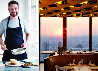 Meet Dan Doherty ahead of his New Duck & Waffle Recipe Book