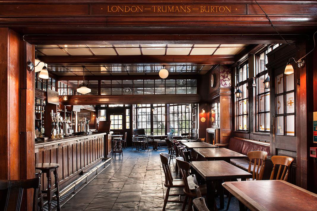 cosy pubs