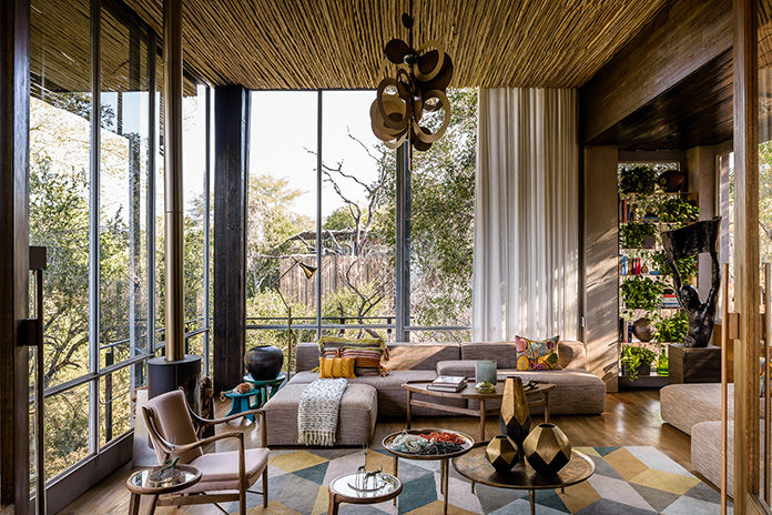 Into the Wild: Going on a South African Safari in Eco-Lodge Luxury