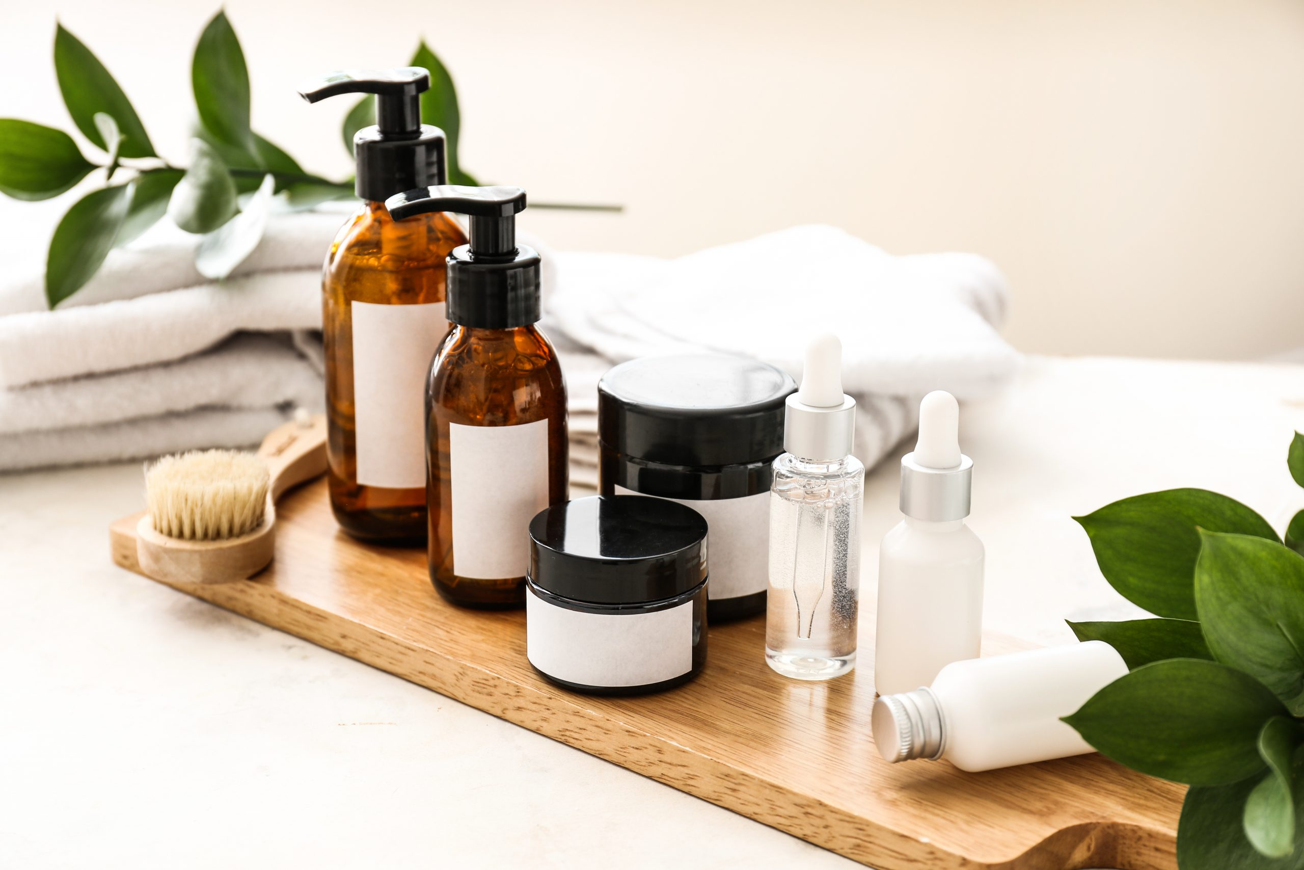 shop with me absolutely adell organic cosmetics beauty wellness natural