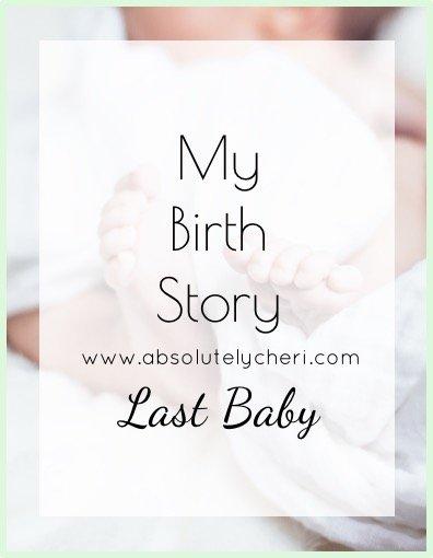 last baby