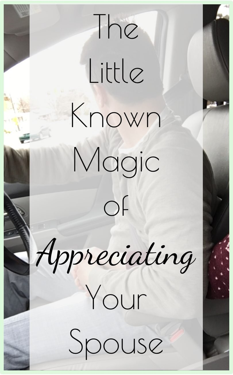 I have really been working on improving my marriage lately. I made some changes and things got a lot better between my husband and I. Showing him love and appreciation each day has made such a difference. Marriage, husband, wife, spouse magic, happy, happiness