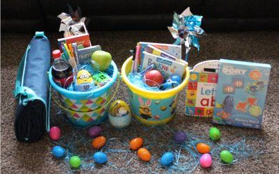 Easter Basket Staples