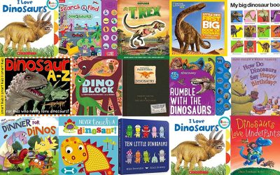 Favorite Dinosaur Books