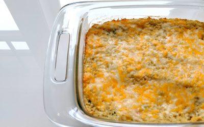 Healthy Quinoa Casserole