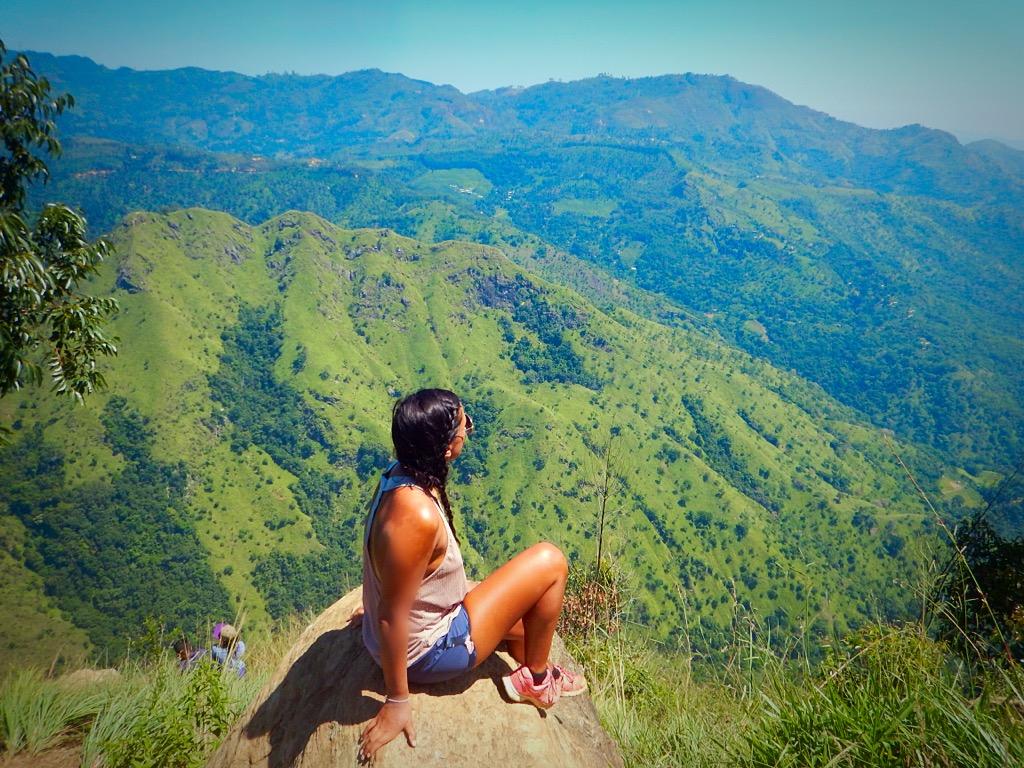 Hiking in Sri Lanka, cultural triangle