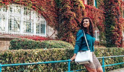 Radley Bag autumnal