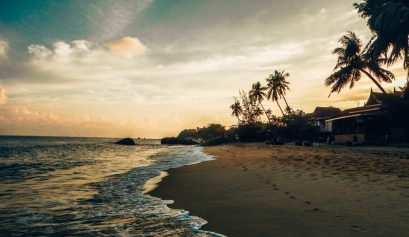 Hidden beaches in the Philippines