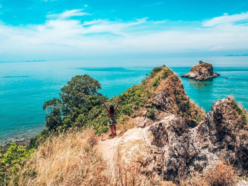 Koh Lanta beach, Thailand 2019