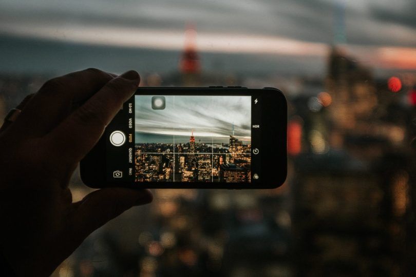 New York city breaks city view