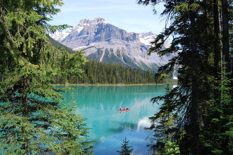 Emerald Lake, Banff, Alberta, by Bruno Soares dos Santos, fly drive Canada holidays