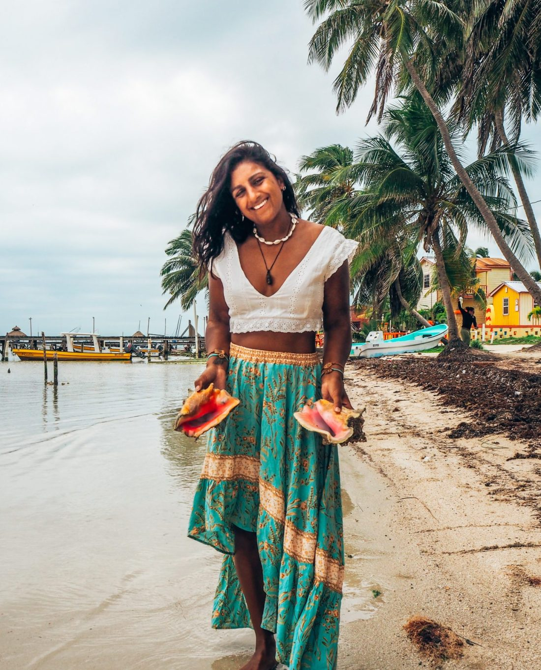 Caye Caulker, ethical jewellery UK