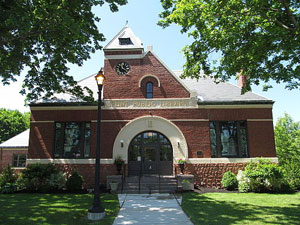 Flint Public Library Middleton, MA
