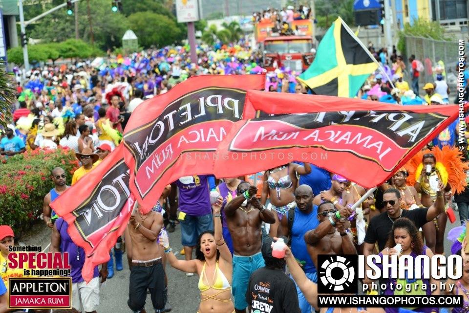 Jamaica Bacchanal 2013