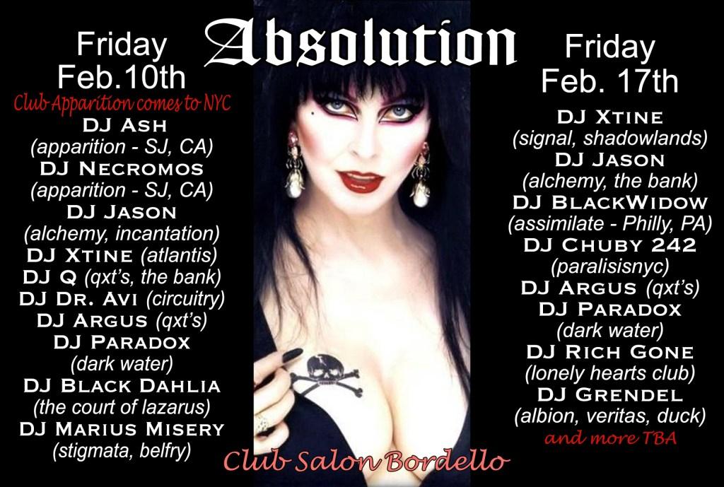Absolution-NYC-Goth-Club-Flyer-Multi-DJ-Night-Event