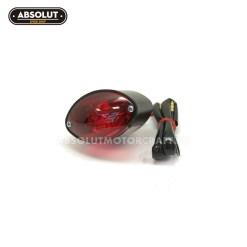 piloto trasero homologado cateye oval mini custom caferacer scrambler barcelona 01