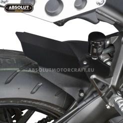 WM0029 Wrenchmonkees Monkeebeast Cubre Rueda Guardabarros Inferior Yamaha Xsr900 Custom Caferacer 02