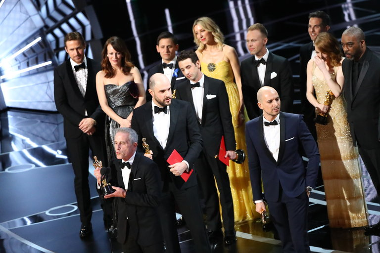 What if the Oscars charade was intentional?