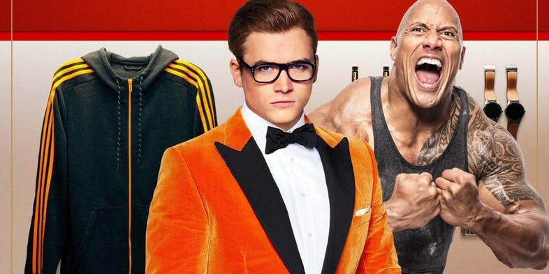 Taron Egerton Wants Dwayne Johnson to Join Kingsman 3