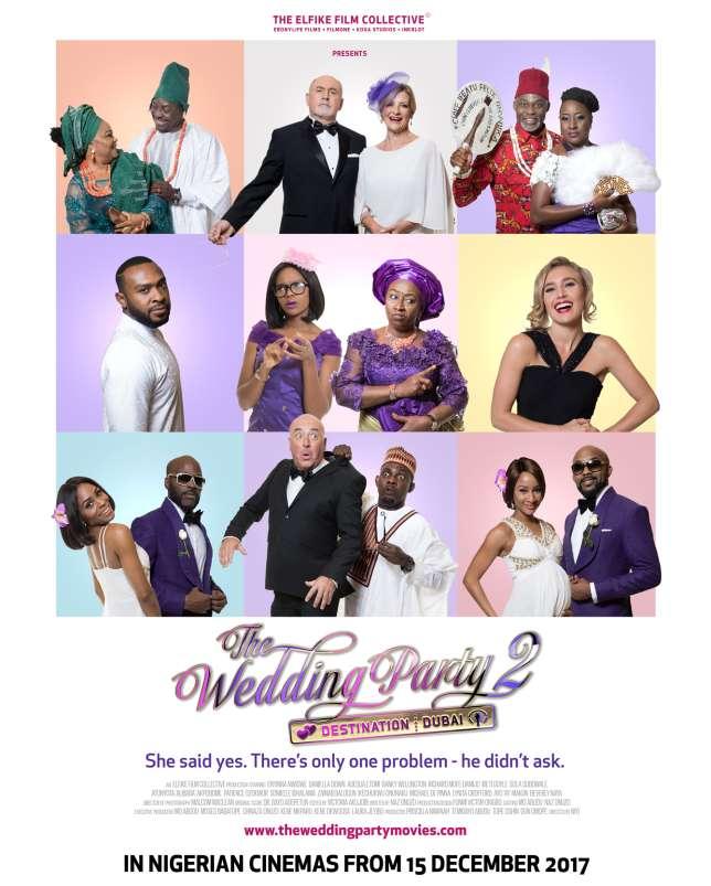 The Wedding Party 2 – Destination Dubai Teaser Trailer