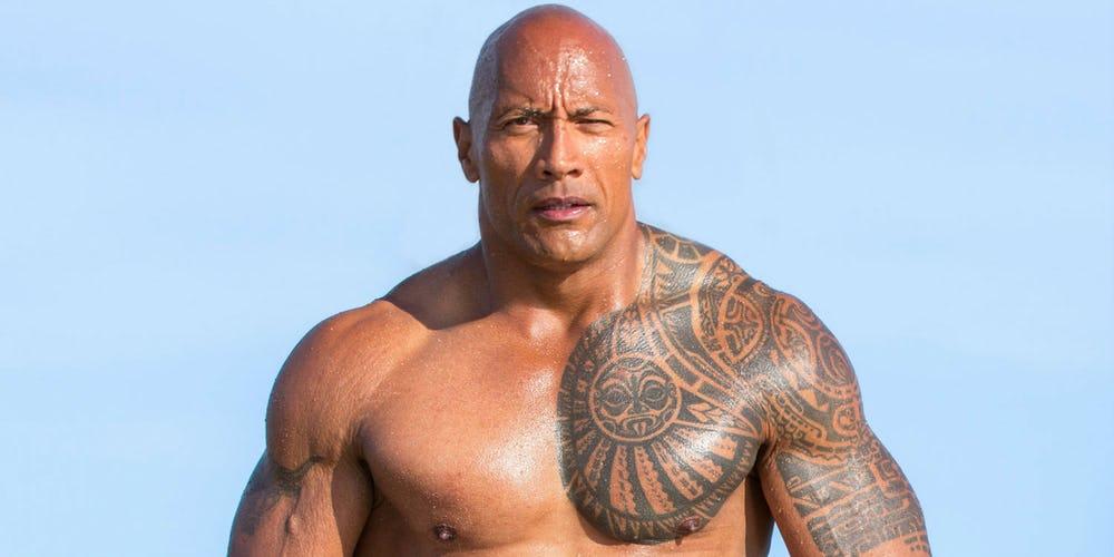 Dwayne Johnson Endorses The Rock Test