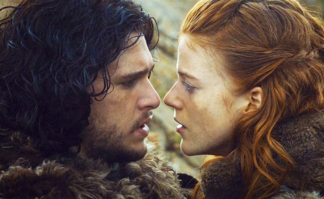 Game of Thrones Stars; Kit Harington & Rose Leslie Are Engaged