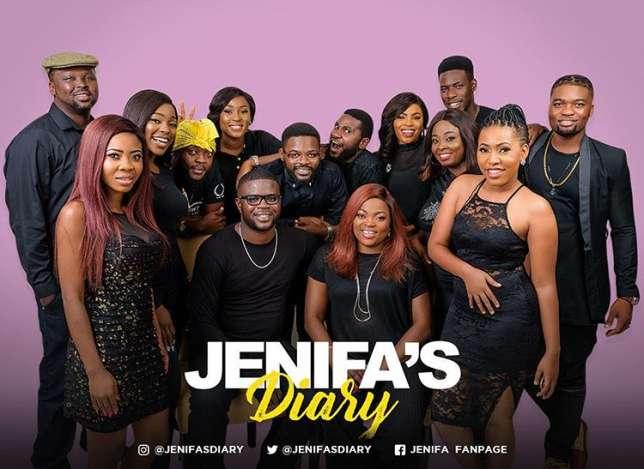 Jenifa's Diary Cast Recount Their Journey So Far On Series
