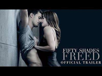 Watch The Official Trailer For Fifty Shades Freed