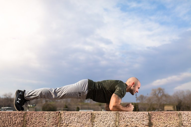 How to do plank the right way? [Video]